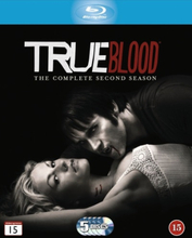 True Blood - Sesong 2 (5 disc) (Blu-ray)