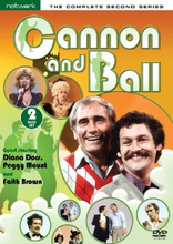 Cannon and Ball: The Complete Second Series (Import)