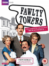 Fawlty Towers (3 disc) (Import)