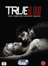 True Blood - Sesong 2 (5 disc)