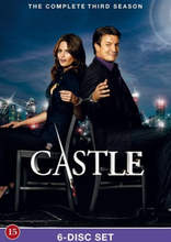 Castle - Sesong 3 (5 disc)
