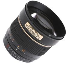 Samyang 85mm for Canon