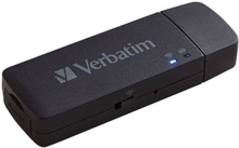 Verbatim Mediashare Mini - Wireless microSD Card Reader