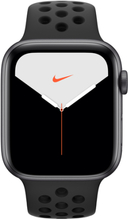 Watch Nike Series 5 Cellular (GPS + Cellular) 44mm Space Grey Aluminium Nike Sport Band Sort