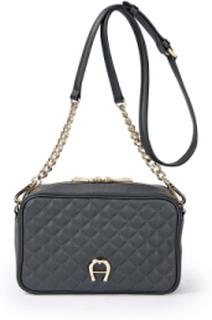 Väska Garda elegant quiltning från Aigner blå