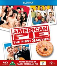 American Pie 1-3 (3 disc) (Blu-ray)