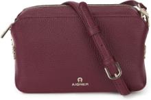 Handväska Milano från Aigner röd