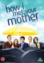 How I Met Your Mother - Sesong 8 (3 disc)