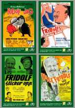 Lille Fridolf - samlingsbox (4 disc)