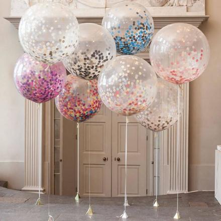 Ballonger dekorasjon