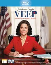 Veep - Sesong 1 (Blu-ray) (2 disc)
