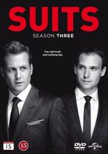 Suits - Säsong 3 (4 disc)