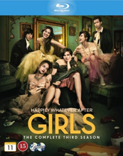 Girls - Sesong 3 (Blu-ray) (2 disc)