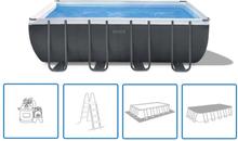 Intex Ultra XTR Frame pool rektangulær 549 x 274 x 132 cm 26356GN