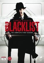 The Blacklist - Säsong 1