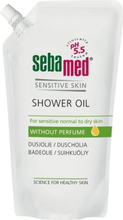 Sebamed shower oil u/p refill