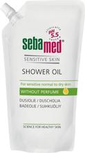 Sebamed shower oil u/p refill