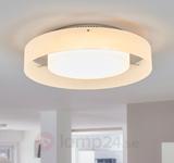 Diskret LED-taklampa Rosina med klart ljus