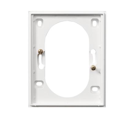 Elko Plus forhøyningskappe 1.5 Hvit