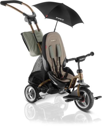 Puky CAT S6 Ceety Lapset lasten polkupyörät , ruskea 2019 Lasten kulkuneuvot