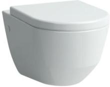 Laufen Pro vegghengt toalett m/skjult montering, hvit