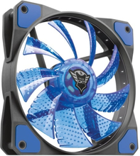 Trust GXT 762W LED silent PC fan Bl