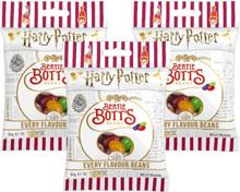 Harry Potter Bertie Botts 54g 3-pack