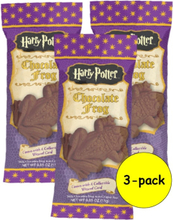 Harry Potter Chocolate Frog15g 3-pack