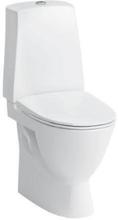 Laufen Pro toalett m/innebygget S-lås, hvit