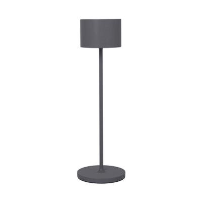 Farol LED Mobil Bordlampe Warm Grey - Blomus
