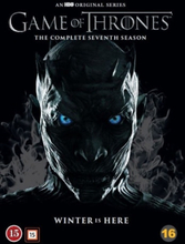 Game of Thrones - Sesong 7 (4 disc)