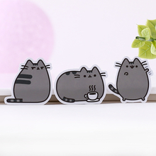 39pcs Creative cute self-made fat cat sticker scrapbooking stickers /decorative sticker /DIY craft photo albums Waterproof