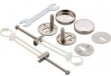 Komplet brakett t/ V&B Subway toalettsete m. Quick release og softclose