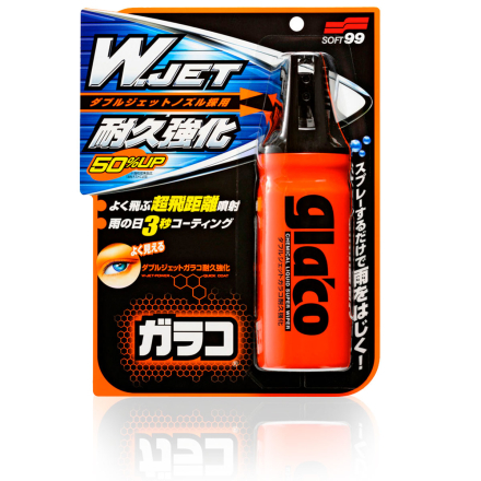 Soft99 Glaco W. Jet Strong Spray – Ruteforsegling