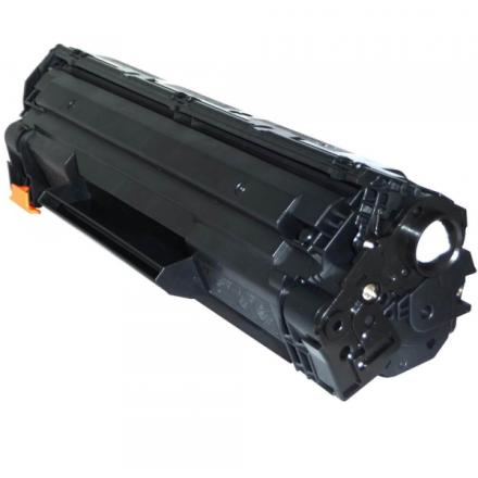 HP CE285A (HP 85A) Lasertoner sort, kompatibel (1600 sider)