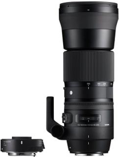 Sigma Af 150-600 f/5-6.3 Dg Os Hsm Contemporary+Tc-1401 Eos