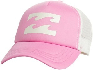 Billabong Trucker Cap pretty pink Gr. Uni
