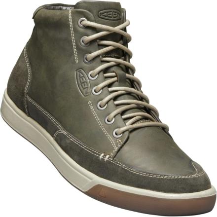 Keen Men's Glenhaven Sneaker Mid Herr Sko Grön US 14/ EU 47.5