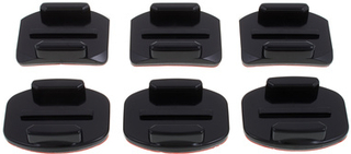 GoPro Flat + Curved Adhesive Mounts