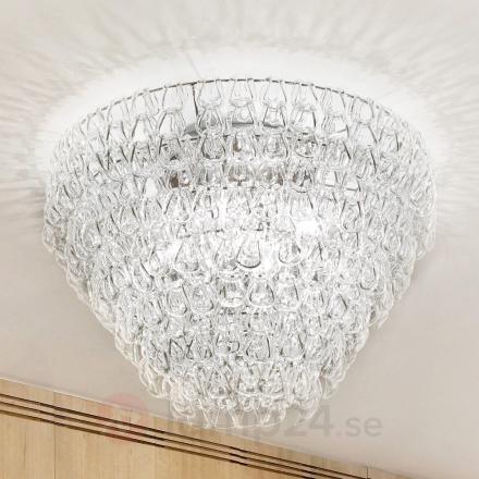 Glastaklampa GIOGALI, 50 cm
