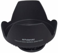 Polaroid Lens Hood Screw-On 72MM