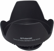 Polaroid Lens Hood Screw-On 62MM