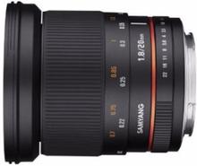 Samyang 20 MM F/1,8 DSLR Canon EF