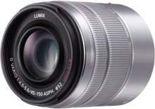 Panasonic Lens G 45-150MM Silver