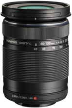 Olympus ED 40-150mm 1:4.0-5.6 R Svart