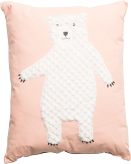Cushion, Rose, Cotton