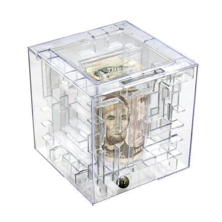 Money Maze sparebørse