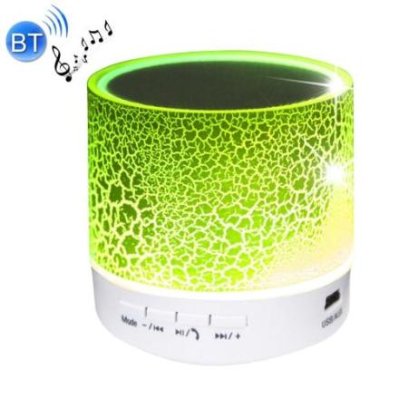 Mini høytaler bærbar bluetooth - Grønn