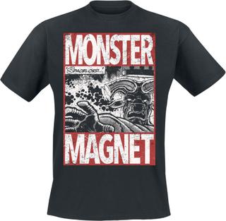 Monster Magnet - Spacelord -T-skjorte - svart