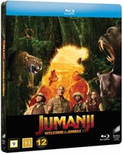 Jumanji: Welcome to the Jungle - Limited Steelbook (Blu-ray)